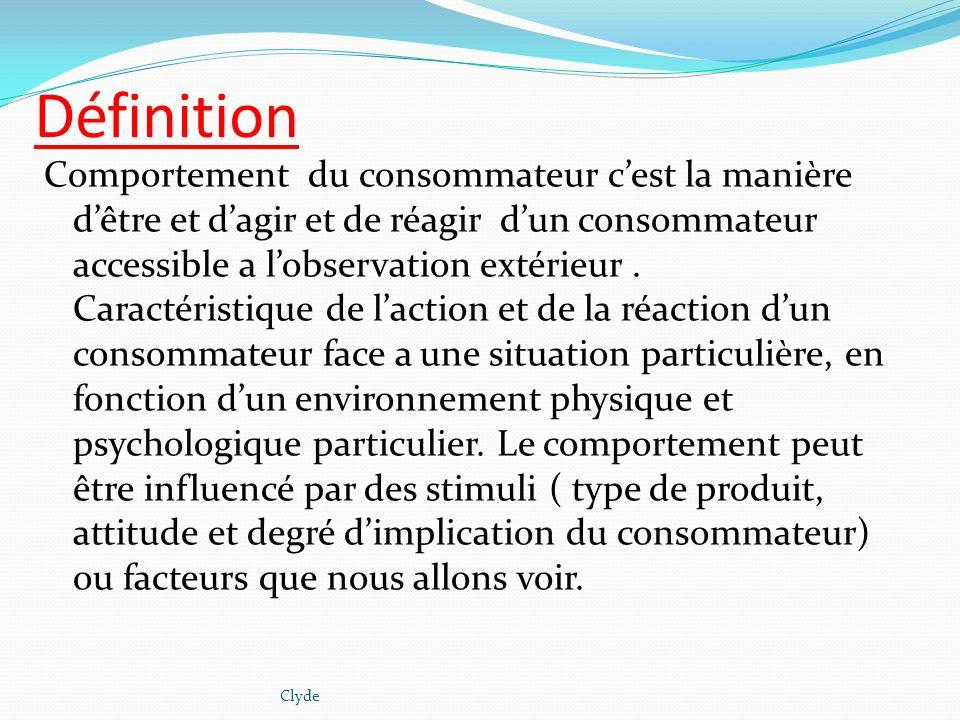 Les facteurs psychologiques Ils se composent de : -La personnalité Identité psychologiques distinctives propres a chaque personne.
