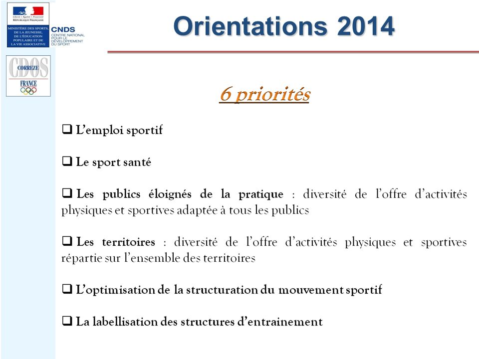 Orientations 2014