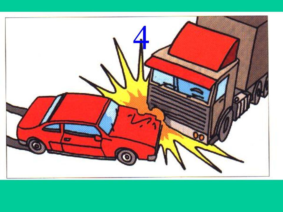 Réponse 4 Exerce: le camion subit: la voiture et inversement Déformation Action de contact