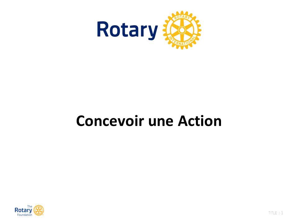 TITLE | 3 Concevoir une Action