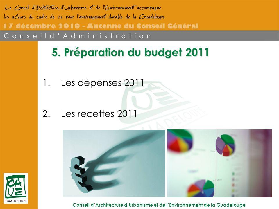 Conseil dArchitecture dUrbanisme et de lEnvironnement de la Guadeloupe 5.