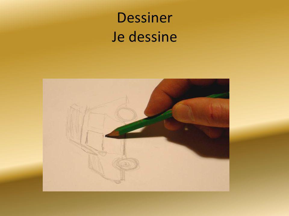 Dessiner Je dessine
