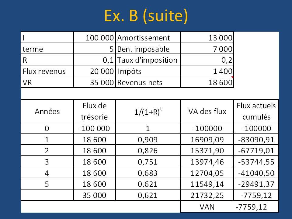 Ex. B (suite) 34