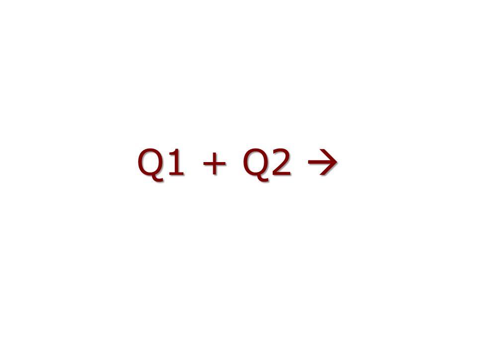 Q1 + Q2 Q1 + Q2