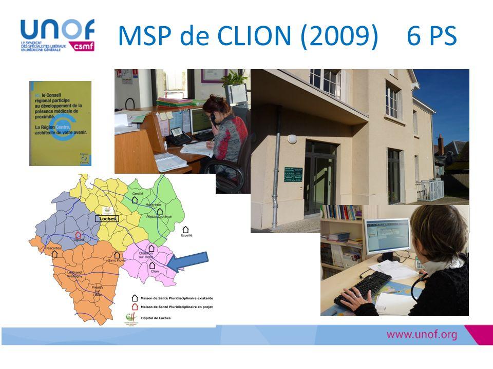 MSP de CLION (2009) 6 PS