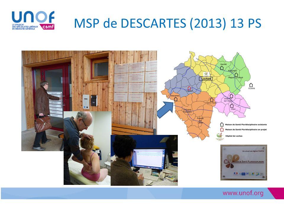 MSP de DESCARTES (2013) 13 PS