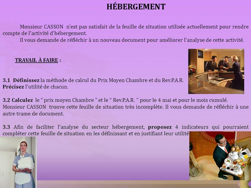 ACTIONS CHOISIESJUSTIFICATIONS 1.