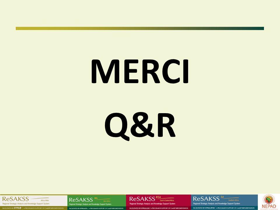 MERCI Q&R