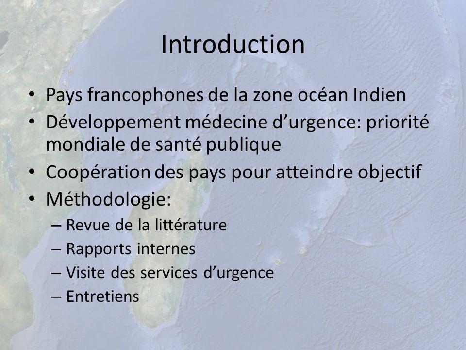 Les pays de la région océan Indien Les Comores Madagascar Maurice La Réunion Mayotte Les Seychelles