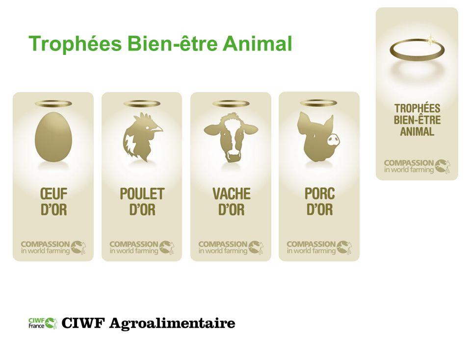 Trophées Bien-être Animal
