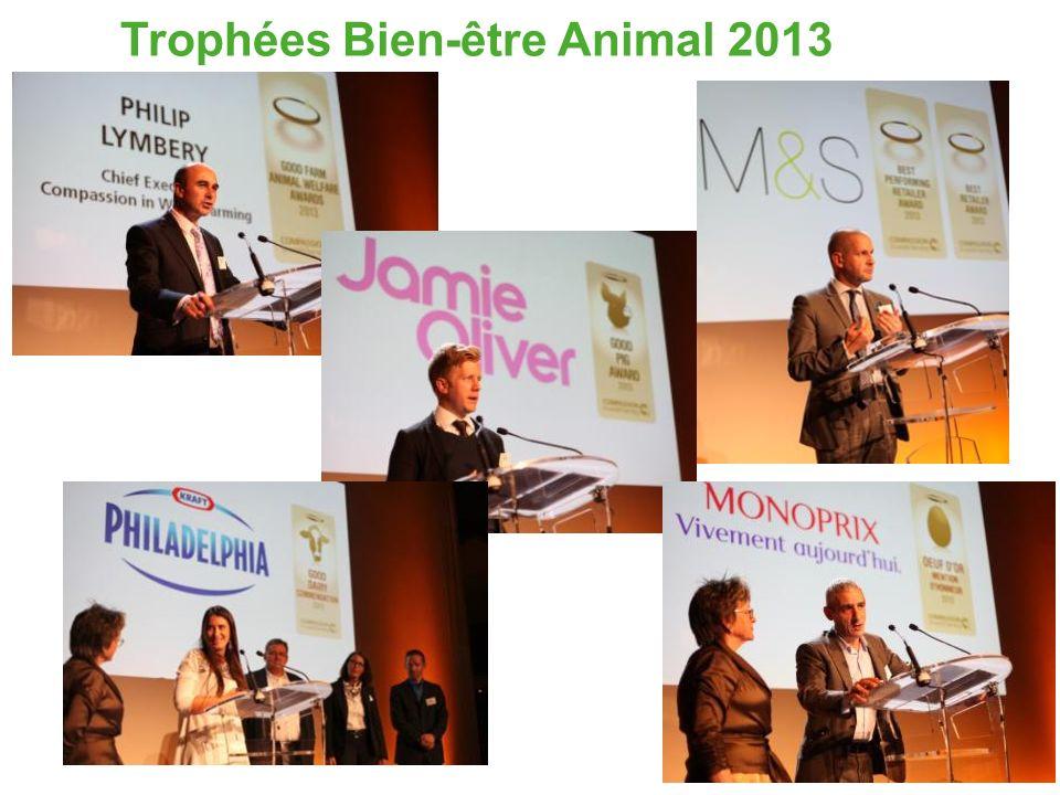 Trophées Bien-être Animal 2013