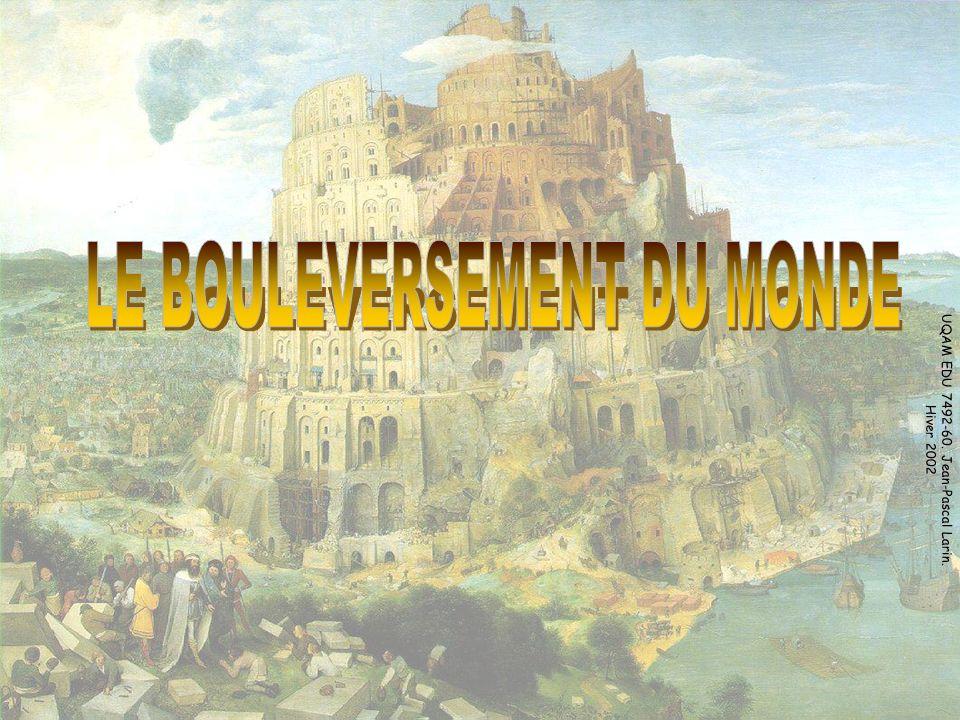 UQAM EDU 7492-60.Jean-Pascal Larin. Hiver 2002 En effets voulus et non voulus sur lenvironnent.