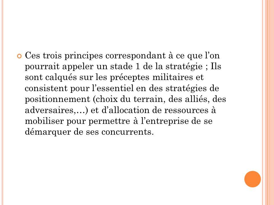 L ES PROCESSUS STRATÉGIQUES Pour Philippe Lorino et Jean-Claude Tarondeau, on ne peut parler de stratégie que si lon tient compte des processus qui la sous-tendent.