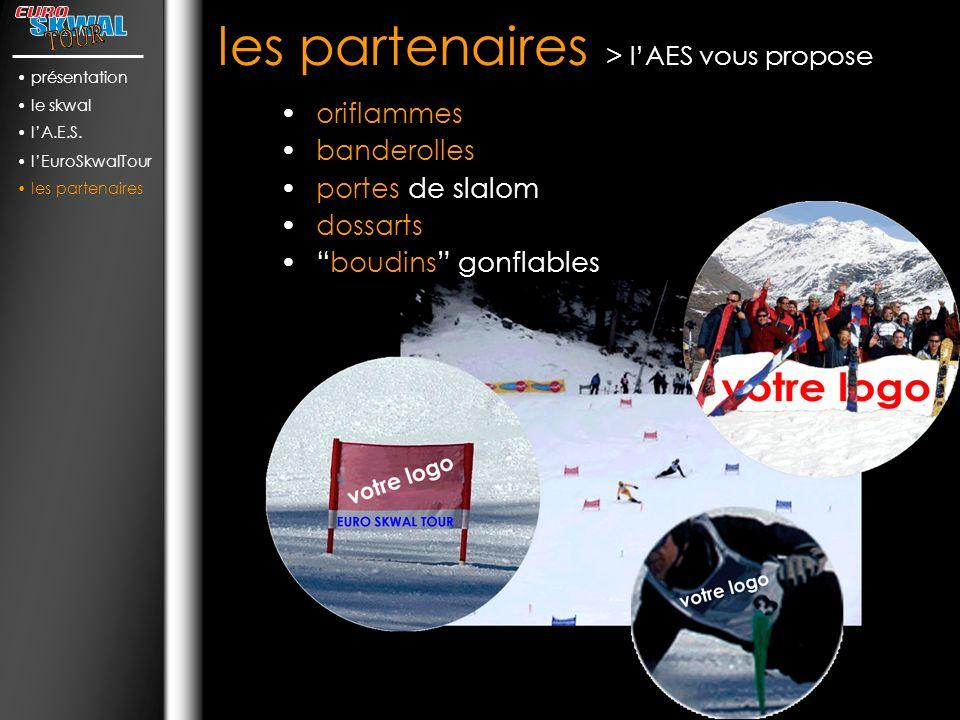 les partenaires > lAES vous propose présentation le skwal lA.E.S.
