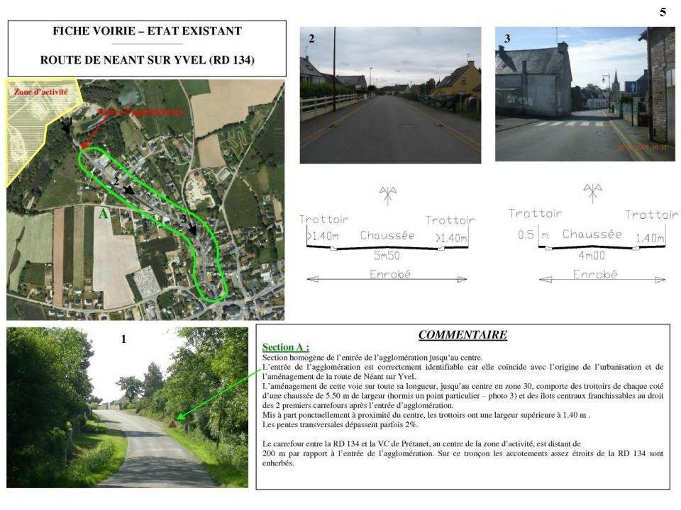 FICHE 2-3 - AMENAGEMENT DE LENTREE EST (RD 724 jusquà la zone 30 existante) Le P.M.U.