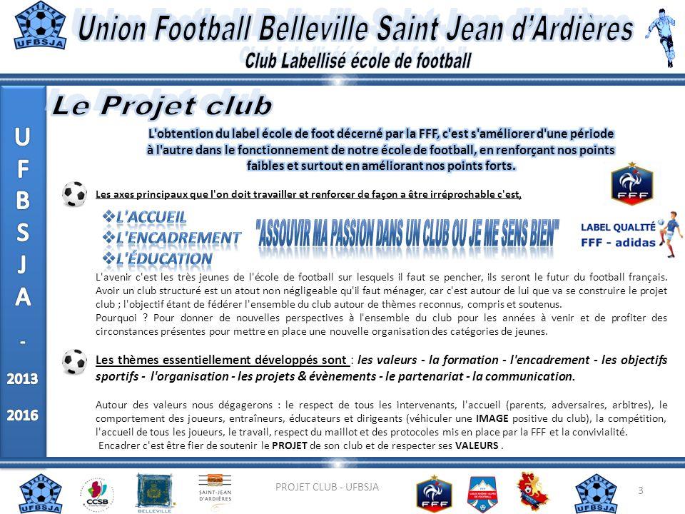 3 PROJET CLUB - UFBSJA