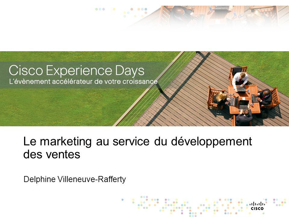 Delphine Villeneuve-Rafferty Le marketing au service du développement des ventes