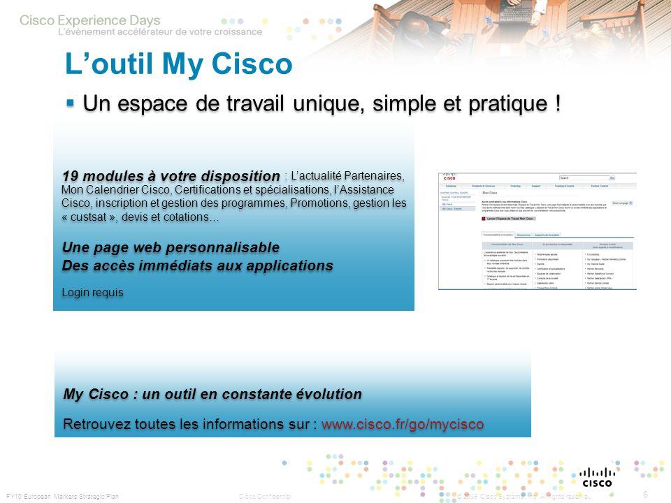 © 2009 Cisco Systems, Inc. All rights reserved.Cisco ConfidentialPresentation_ID 27