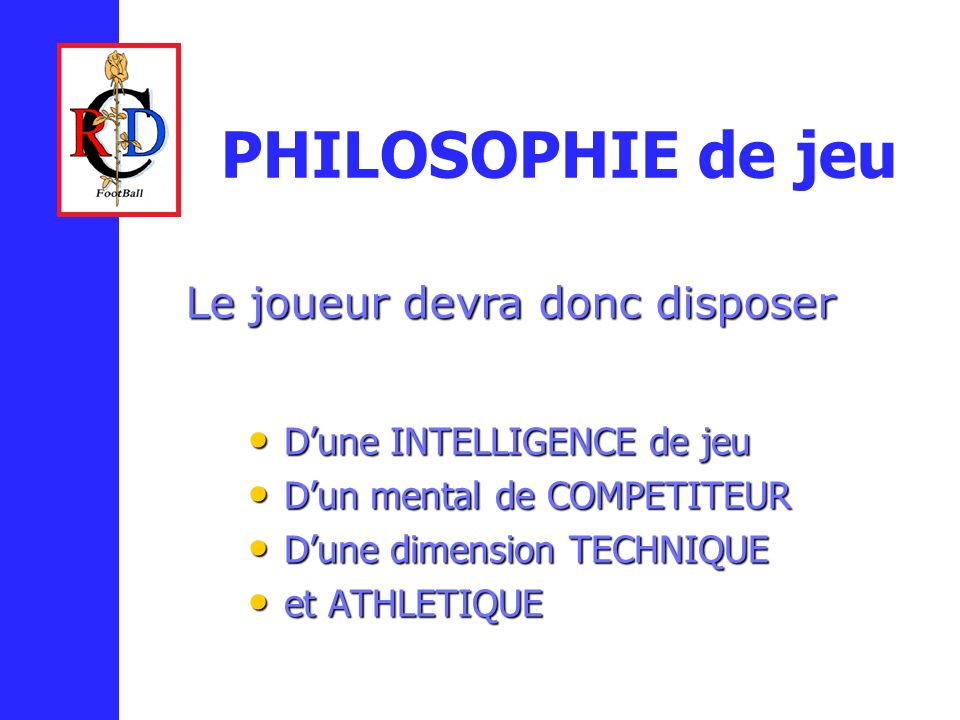 Dune INTELLIGENCE de jeu Dune INTELLIGENCE de jeu Dun mental de COMPETITEUR Dun mental de COMPETITEUR Dune dimension TECHNIQUE Dune dimension TECHNIQU