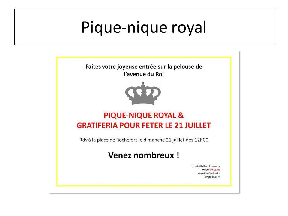Pique-nique royal