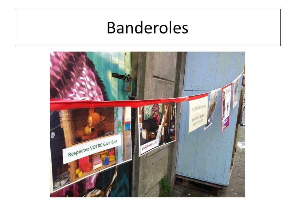 Banderoles