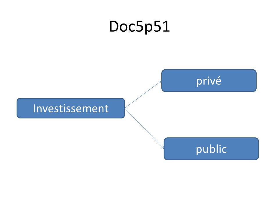 Doc5p51 Investissement privé public