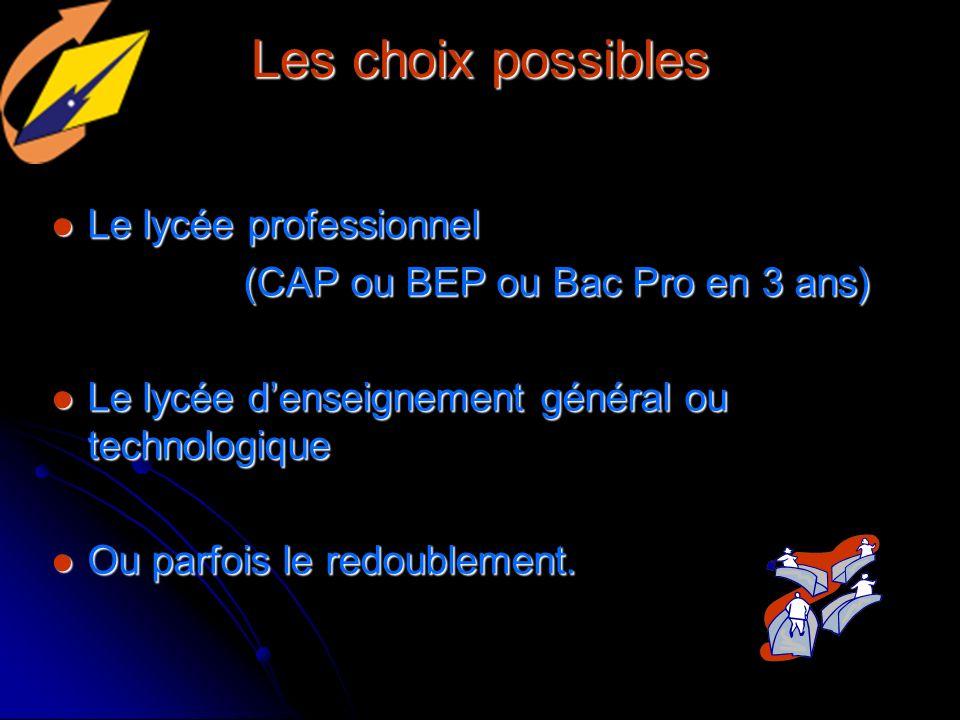 Des options facultatives possibles LV3 Allemand Arts Plastiques Latin LV3 Espagnol Breton