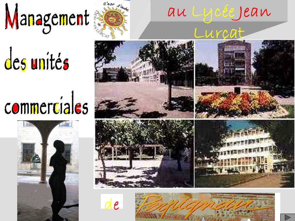 Management Management des unités commerciales
