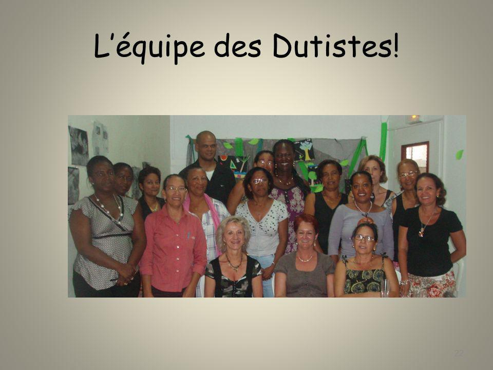 Coordinations Site Guadeloupe : Logistique DU et titre de formateur: Mme Joseph Site Guyane: Correspondant groupe ASH : Mme Bourguignon Site Martinique: Relation avec les IME : Mme Fardin Coordination CDI : Mr Jeannot 23