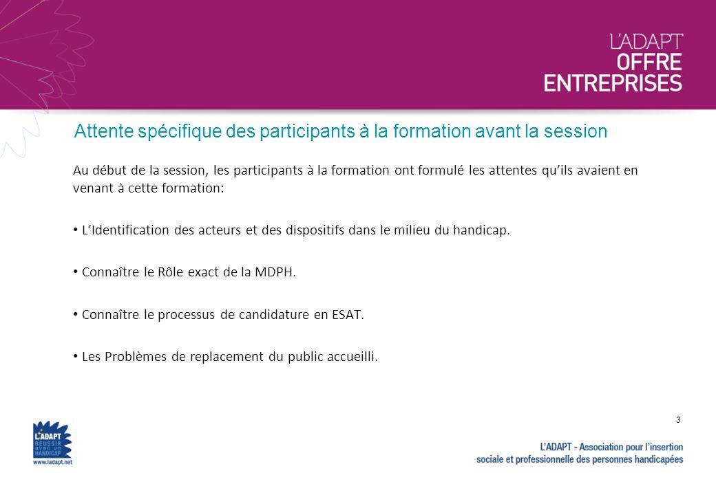 Informations Complémentaires: Questions: Dans quels cas peut-on contacter lADAPT.