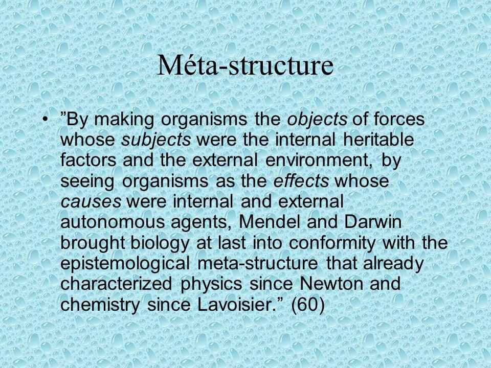 Obstacle au progrès Or, ce paradigme doit être ré-examiné et éventuellement remplacé pour Lewontin, car il est un obstacle au progrès dans deux champs de la biologie: la biologie développementale et évolutionniste.