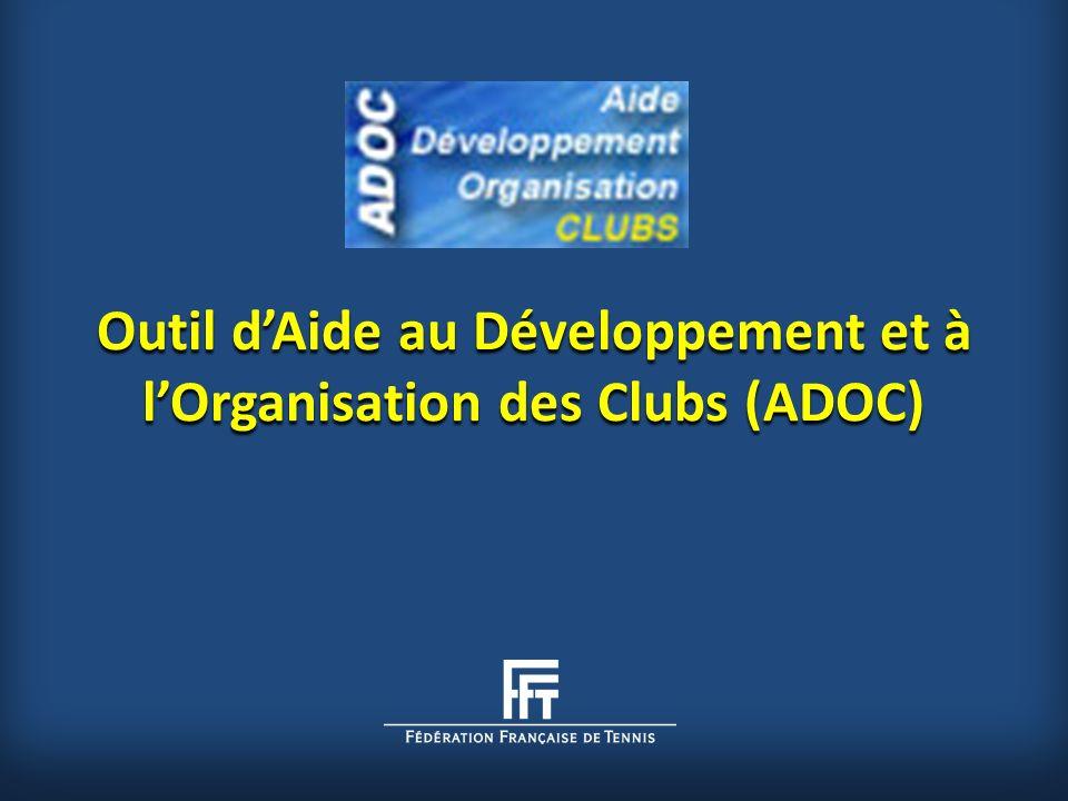 Outil dAide au Développement et à lOrganisation des Clubs (ADOC)
