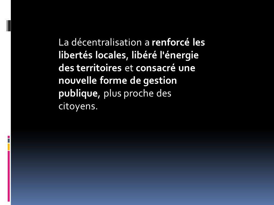 Daprès le rapport Balladur, lorganisation des collectivités territoriale en France souffre des défauts La décentralisation s est focalisée sur les transferts de compétences sans modifier les structures sauf pour les ajouter les unes aux autres sans jamais retrancher, clarifier ou réorganiser.