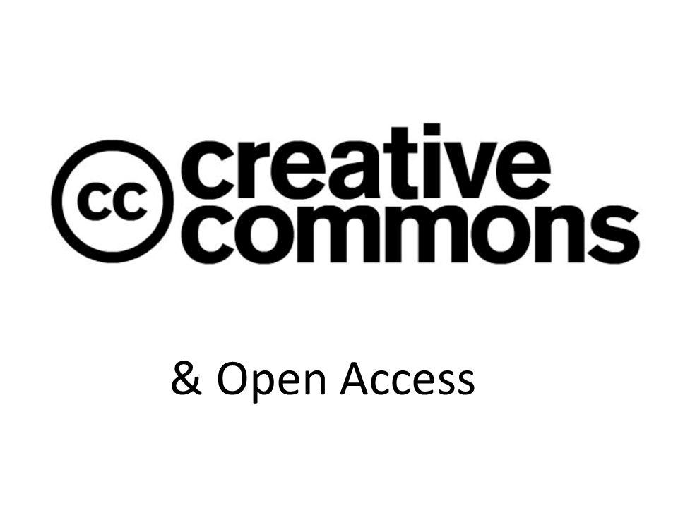 & Open Access