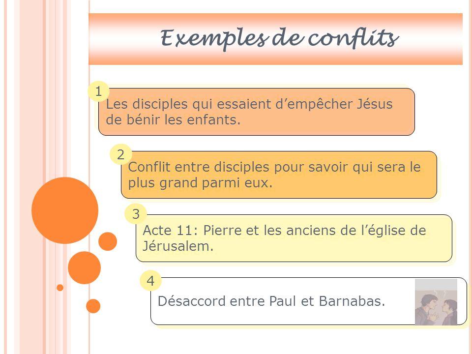 POURQUOI LES CONFLITS.1.