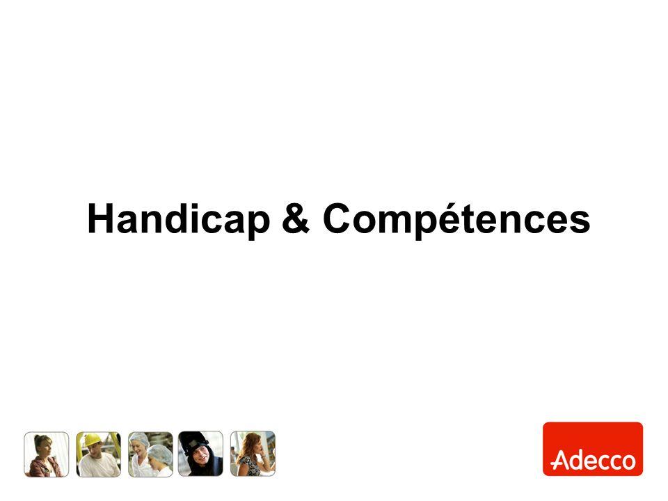 Handicap & Compétences