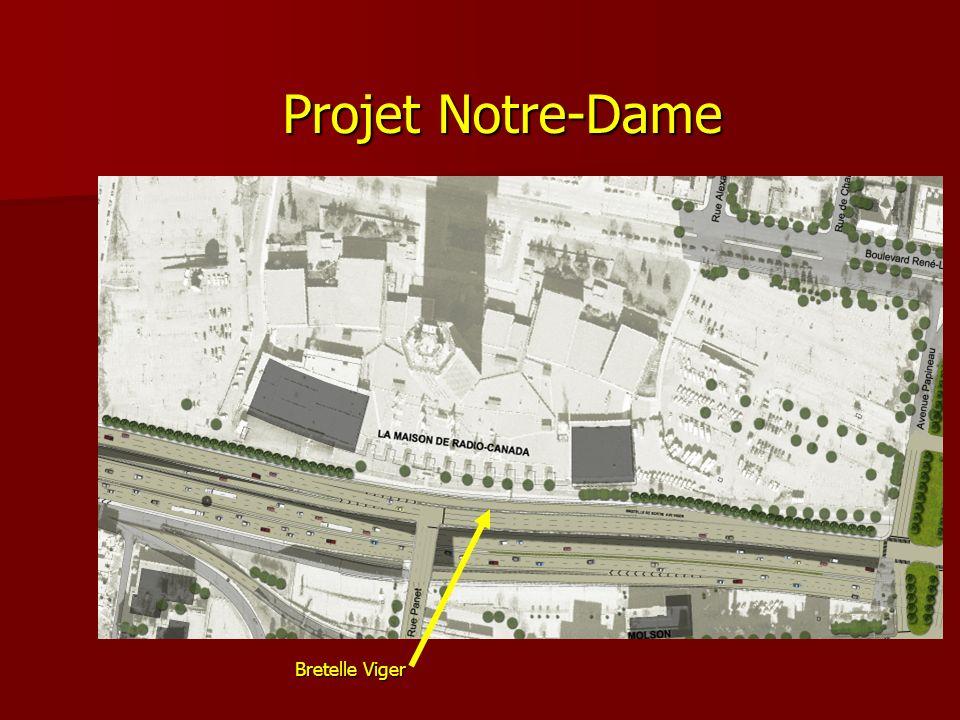 Bretelle Viger Projet Notre-Dame