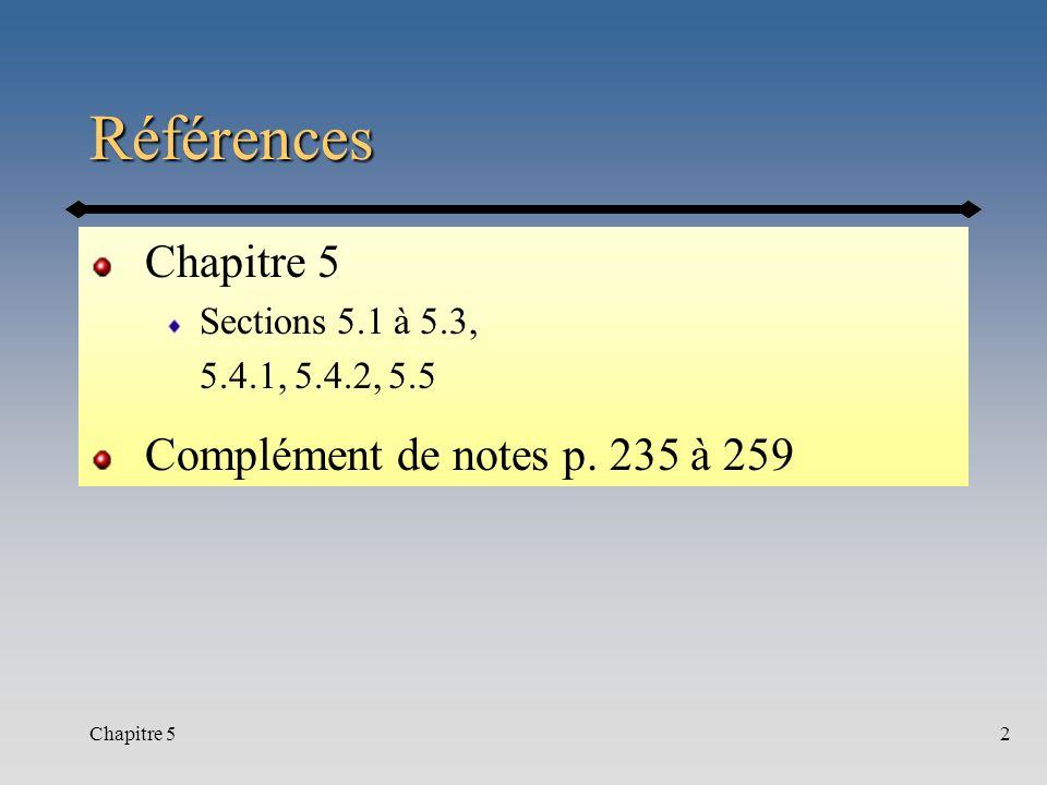 Chapitre 513 Exemple 5.4 : Comparaison selon le TRI comparaison : même durée 2.