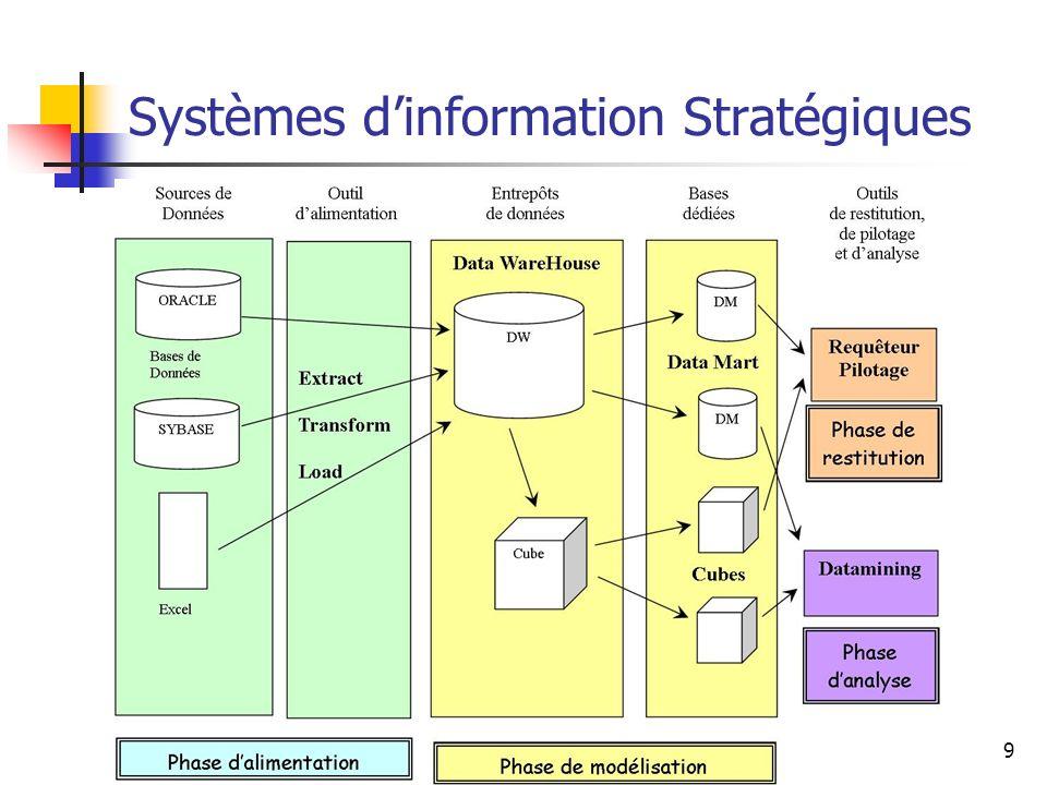 9 Systèmes dinformation Stratégiques
