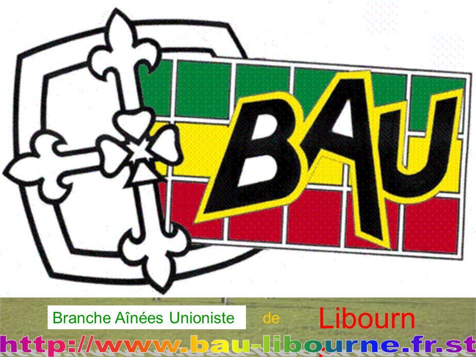 Branche Aînées Unioniste de Libourn e