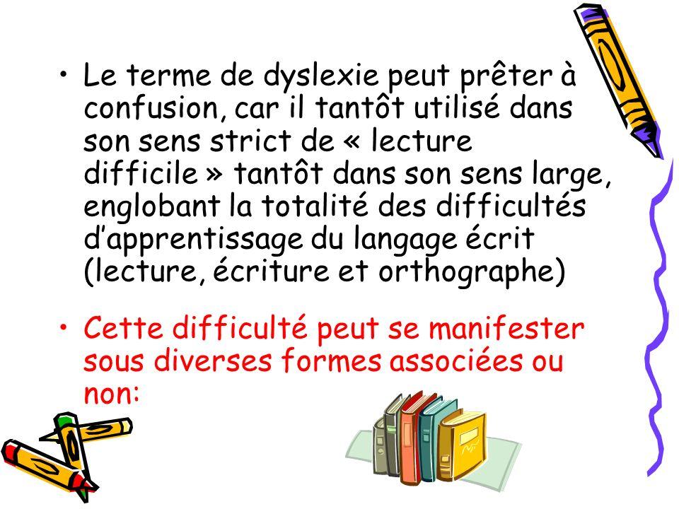 Alors vous savez lire et pourtant vous mettez beaucoup plus de temps Voilà vous pouvez imaginer ce que ressent un dyslexique face à un exercice ou encore un texte