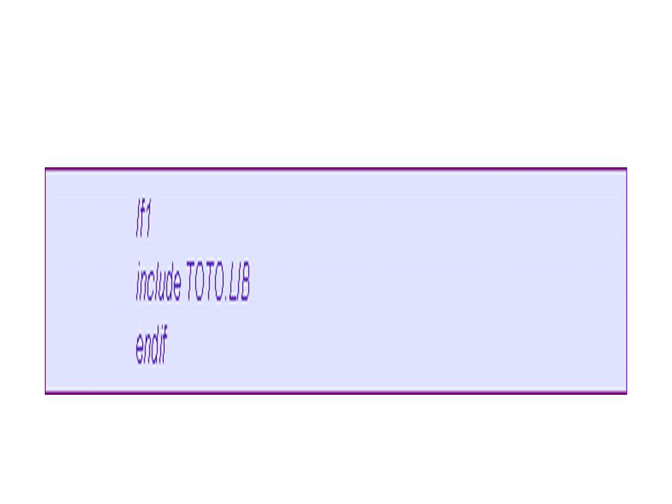 Pour demander à la fonction 4eh de ne pas oublier les fichiers cachés, il suffit donc de charger CX avec la valeur 2 (bit numéro 2 = 1).