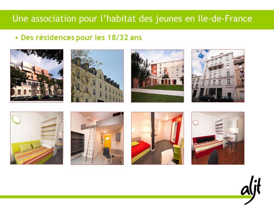 Des résidences pour les 18/32 ans Une association pour lhabitat des jeunes en Ile-de-France