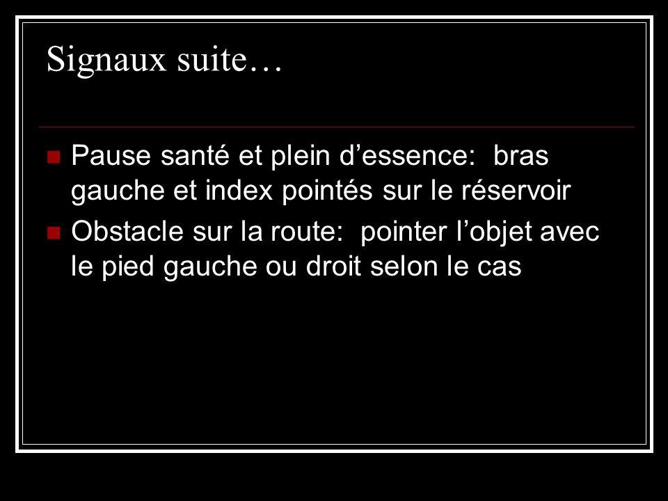 RESPONSABILITÉS DU CHEF DE GROUPE