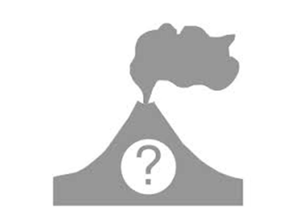 Les volcans: Un volcan est un édifice formé par la lave accumulée au fil des éruptions dernières.