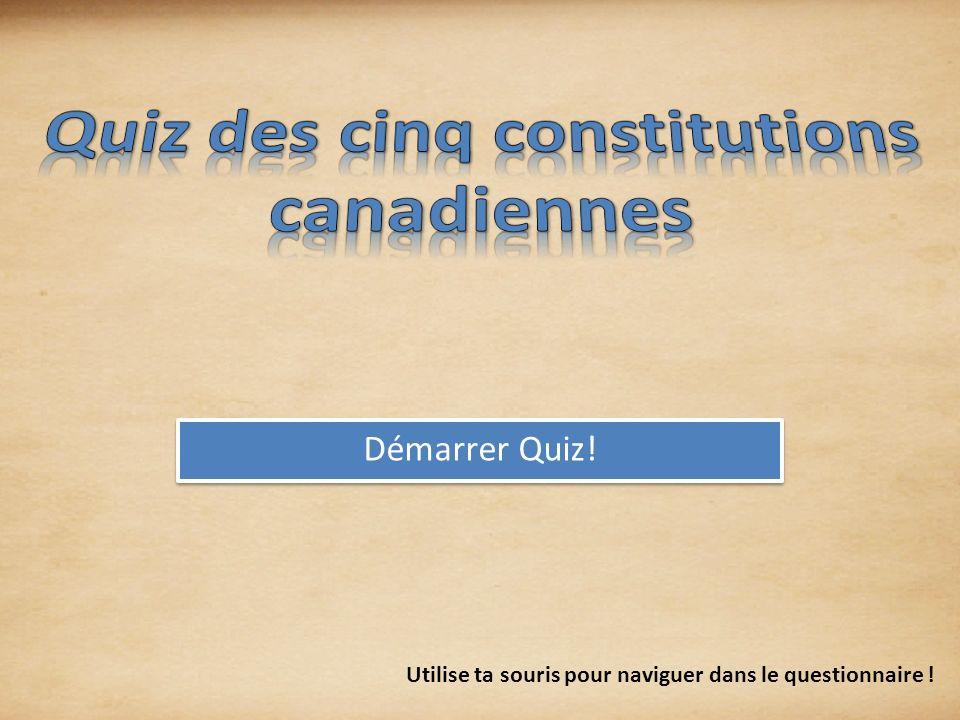 Démarrer Quiz! Démarrer Quiz! Utilise ta souris pour naviguer dans le questionnaire !
