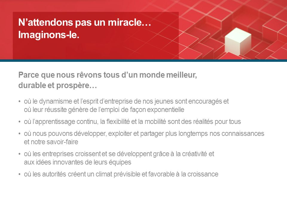Rendez-vous sur Dont wait for a miracle… Make one! fr.makeamiracle.be