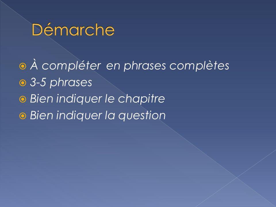 Chapitre 2 Prédiction Je pense que... 2. Idées principales jfhaghaiugh; Ohjaglhakjhag; ;a k alkgh;h