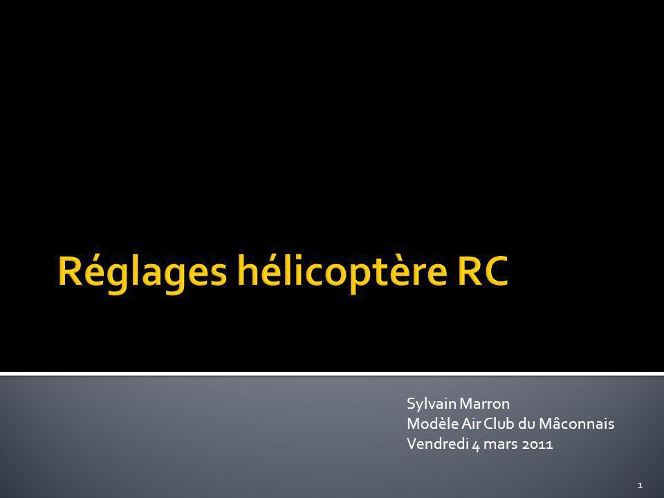 Sylvain Marron Modèle Air Club du Mâconnais Vendredi 4 mars 2011 1