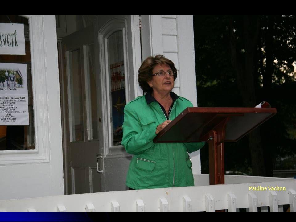 Pauline Vachon
